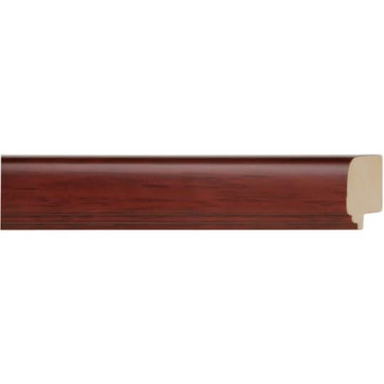 "1 3/8"" SATIN MAHOGANY - Discontinued: Call for Stock and Price"