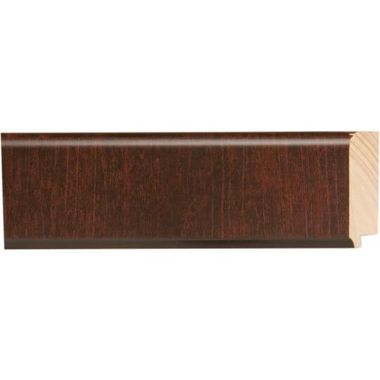 "2 1/4"" x 3/4"" Cross Grain Mahogany - Discontinued: Call for Stock and Price"