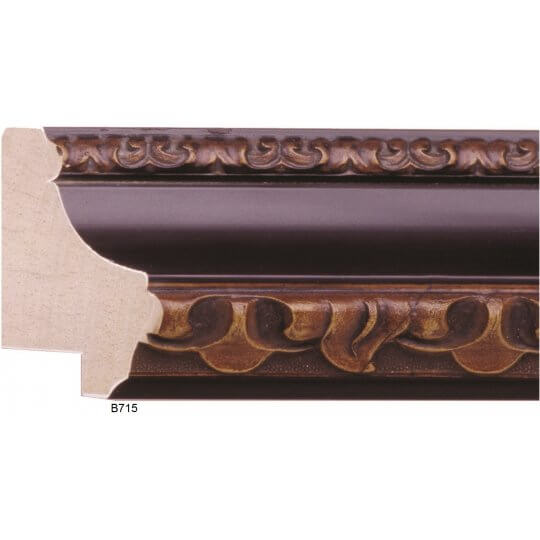 "2 x 1 1/4"" Cordoba Coffee - Discontinued: Call for Stock"