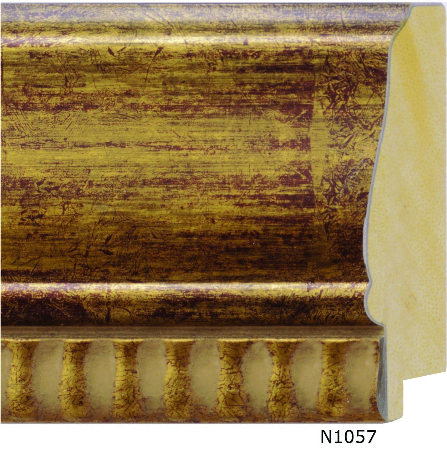 """4"""" Antique Gold - 4"""