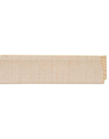 """2"""" Natural Linen Scoop Liner"""