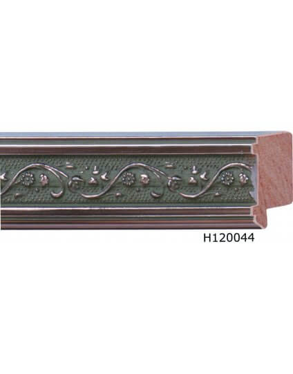 "1 1/2"" x 3/4"" Pewter Ornate - Discontinued: Call for Stock and Price"