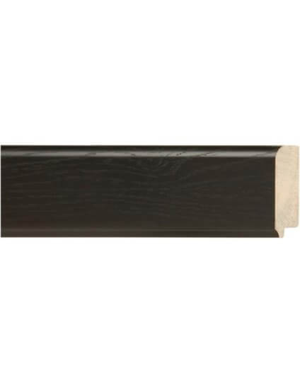 "2 1/4"" x 3/4"" Black Oak - Discontinued: Call for Stock and Price"