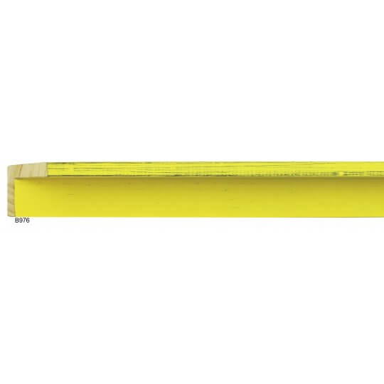 "2"" x 3/8"" Southern Yellow Country Color Floater"