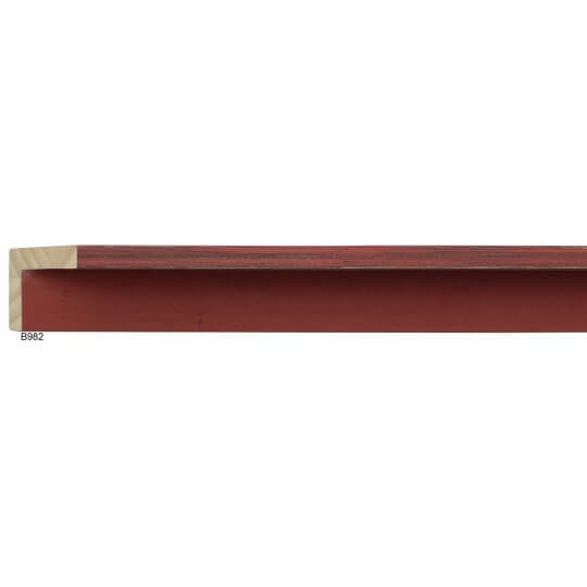 """2"""" x 3/8"""" Alabama Red Country Color Floater"""