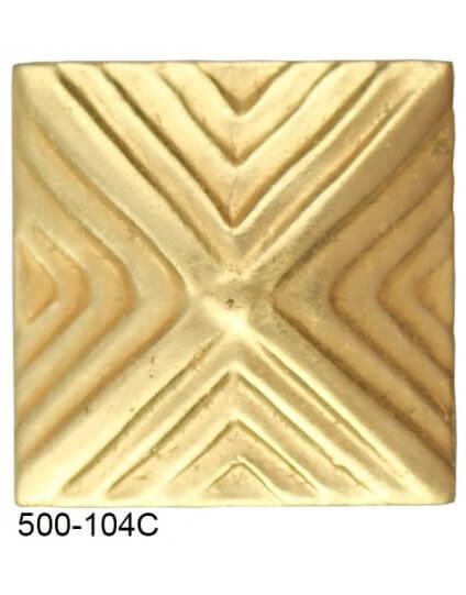 Pyramid Compo Corner - GOLD