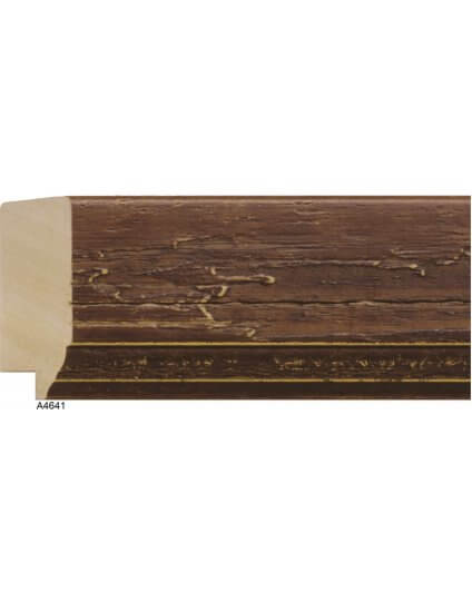 "2"" x 3/4"" Rustic Pecan - Discontinued: Call for Stock and Price"
