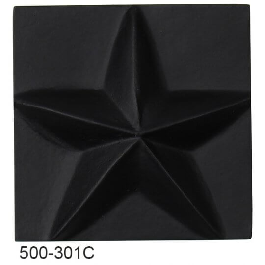 Star of Texas Compo Corner - BLACK