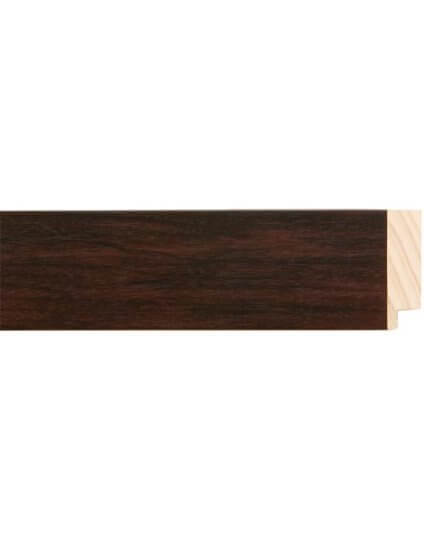 "2"" x 7/8"" Dark Walnut NatureWood"