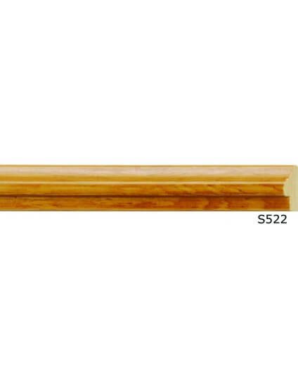 "1/2"" Knotty Pine Light Walnut Fillet - Discontinued: Call for Stock and Price"