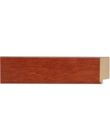 "1 3/4"" Satin Fruitwood Natural Woods - Discontinued: Call for Stock and Price"