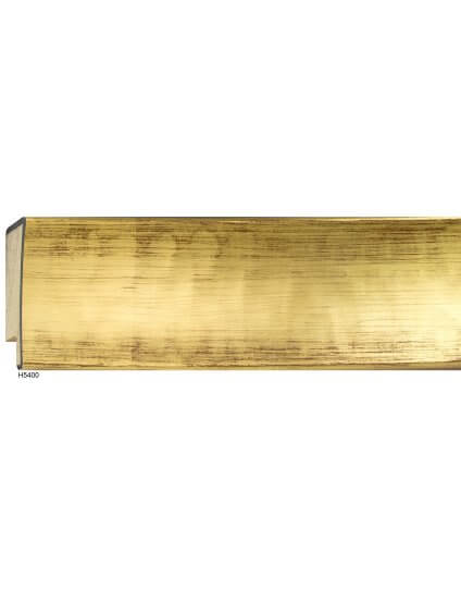 "2 1/2""  Gold Luminoso"