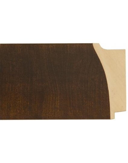 "3 3/4"" Walnut Olivo Veneer - Discontinued: Call for Stock"
