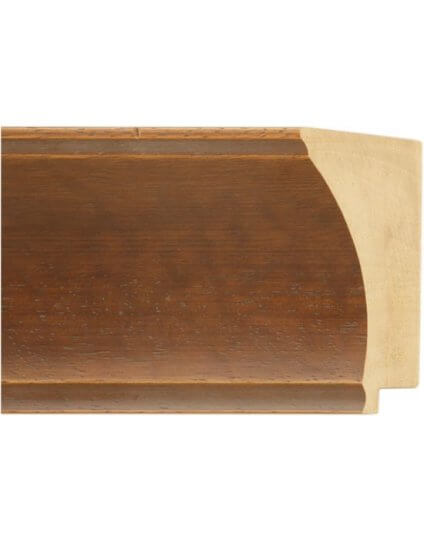 "4"" Walnut Basque - Discontinued: Call for Stock and Price"