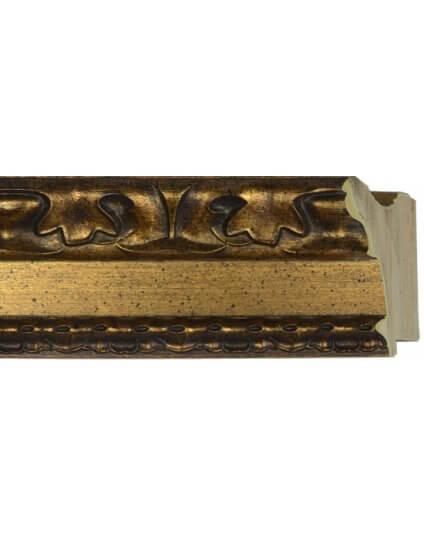 "4"" Gold Tudor"