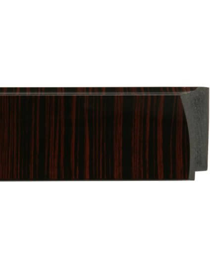 "3 1/4"" HG Zebra Mahogany Finish - Discontinued: Call for Stock and Price"