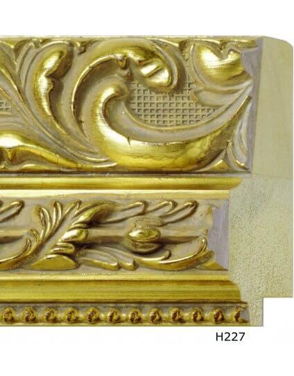 "4 1/4"" Ornate Gold"