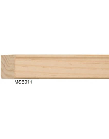 "1 3/16"" x 1 3/8"" Stretcher Bar"