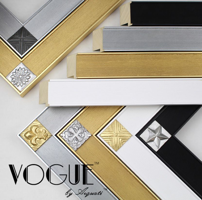 Vogue Picture Frame Moulding Collections