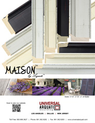 Maison Picture Frame Moulding