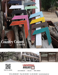 Country Colors Picture Frame Moulding