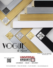 Vogue Picture Frame Moulding