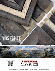 Yosemite Picture Frame Moulding