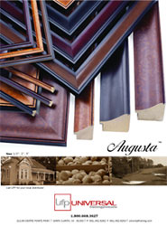 AUGUSTA Picture Frame Moulding