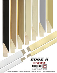 View Best Edge II Moulding by Universal Arquati