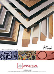 MIRO Picture Frame Moulding