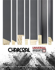Charcoal Moulding by Universal