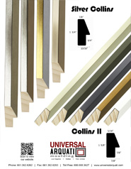 Collins II Moulding by Universal