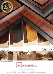 Olivio Picture Frame Moulding