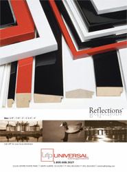 Reflections Picture Frame Moulding