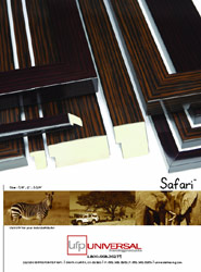 Safari Picture Frame Moulding