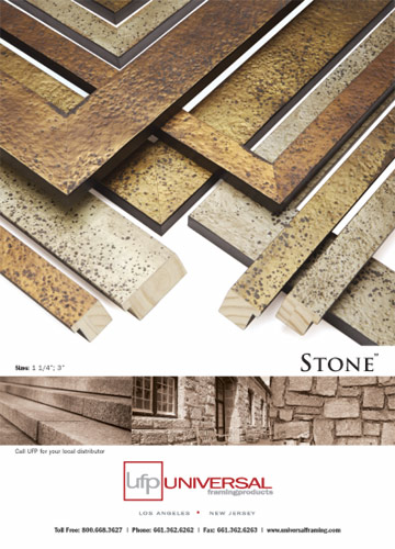 Stone Picture Frame Moulding