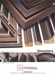 Structura Picture Frame Moulding