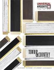 Town & Country moulding by Universal