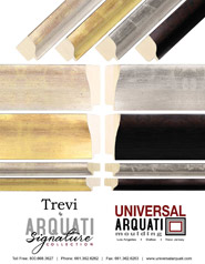 Trevi Moulding by Universal Arquati