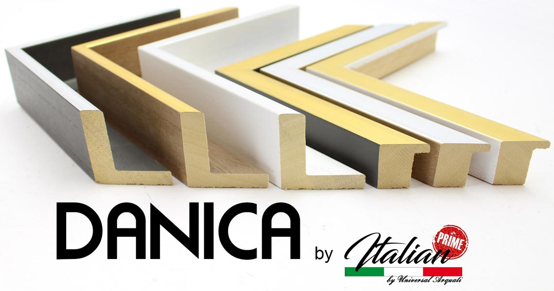 Danica - Picture Frames Moulding