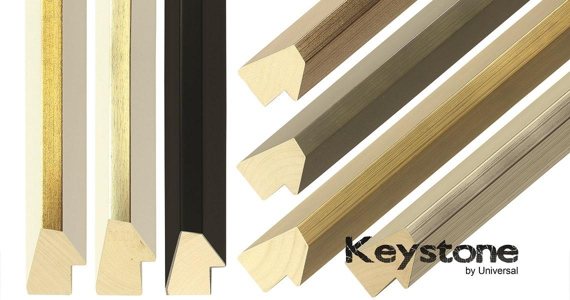 Keystone - Picture Frames Moulding