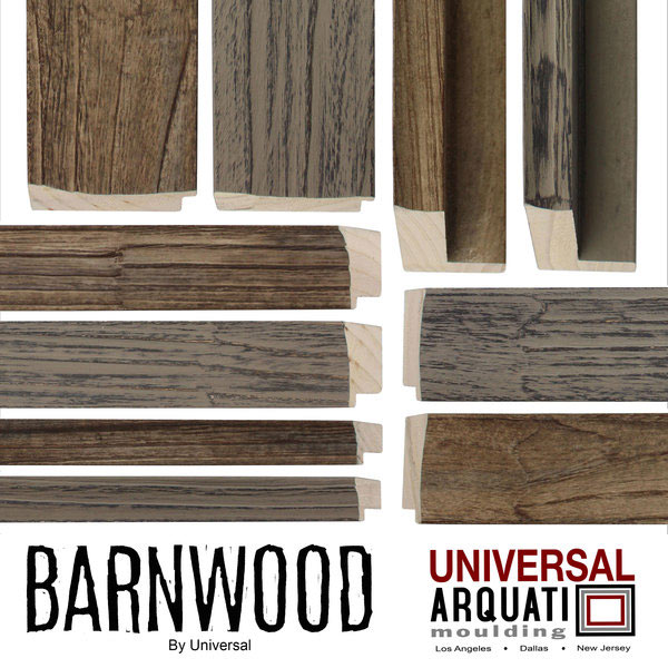 Barnwood Moulding by Universal