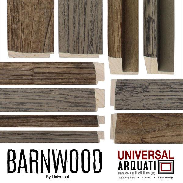 Barnwood Moulding by Universal