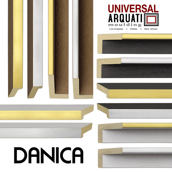 Danica Moulding by Universal Arquati
