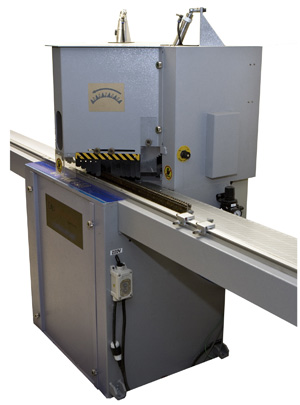 Picture framing equipment - Capacity Pneumatic Saw