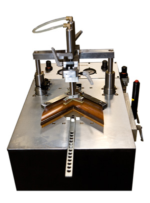 Picture framing equipment - pneumatic-underpinner
