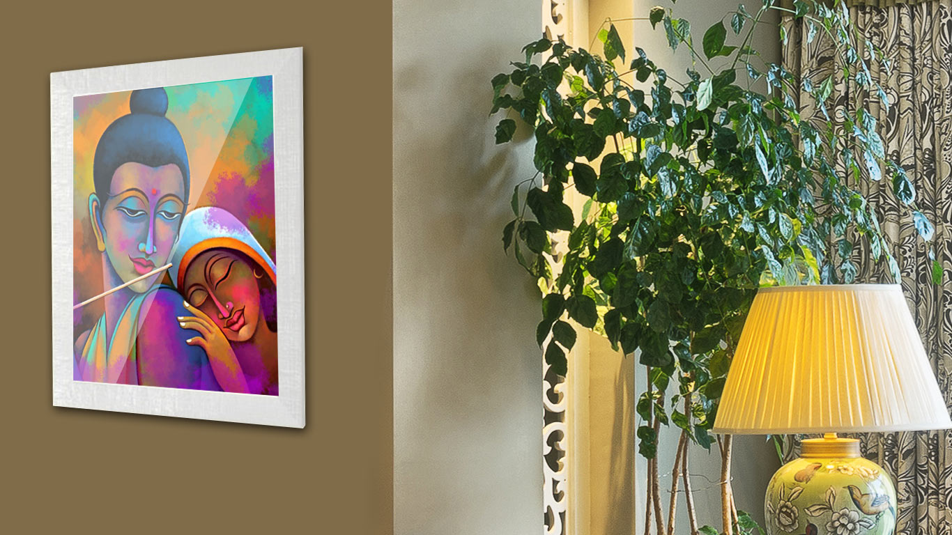 Picture Framing art Interior design