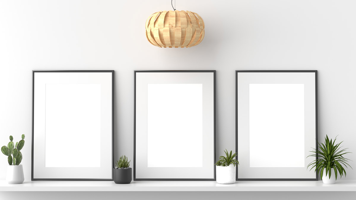 Display Art and Items So They Match the Office Décor