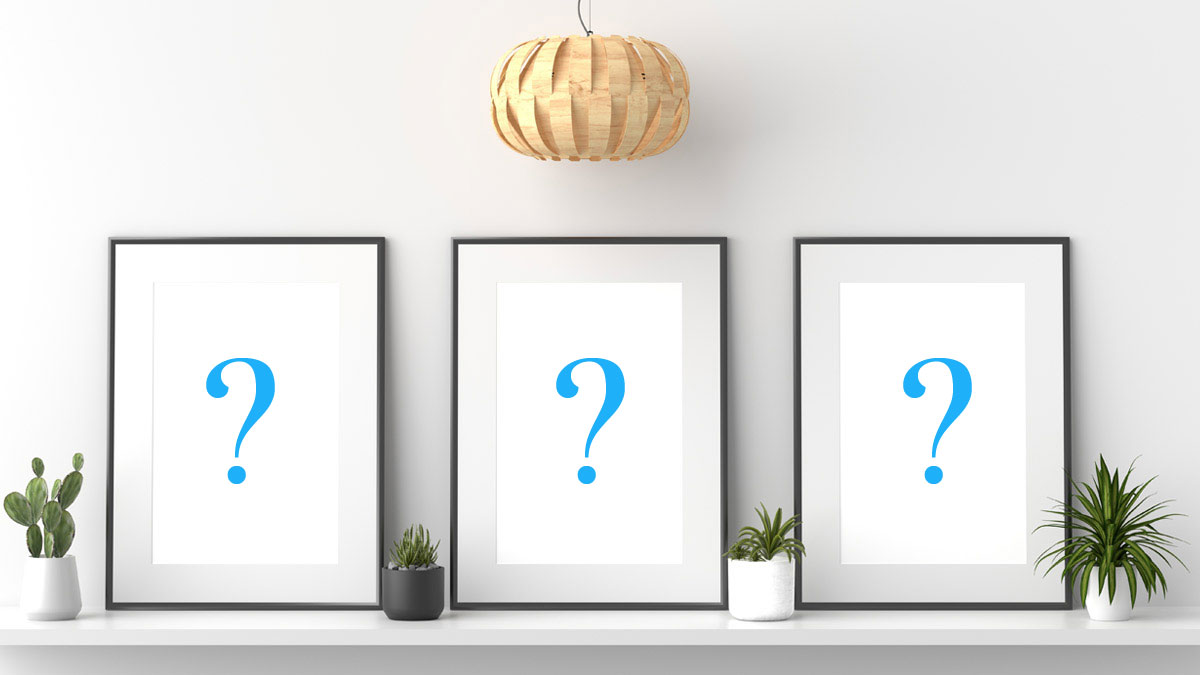 2021 Common Questions About Picture framing