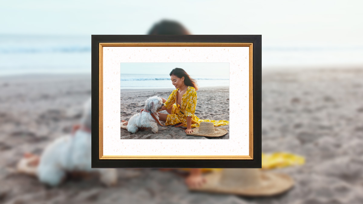 How to Choose a Perfect Mat for Your Custom Picture Frame
